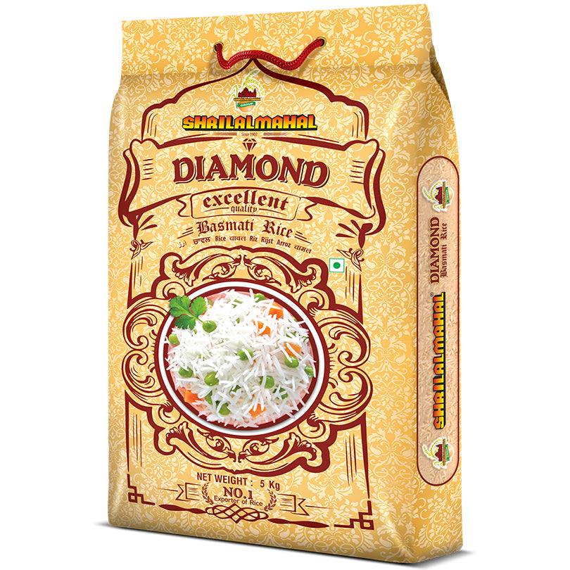 Diamond Basmati Rice, 5 Kg