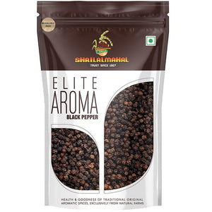 Load image into Gallery viewer, Elite Aroma, Black Pepper Premium Grade (200g) SHRILALMAHAL GROUP