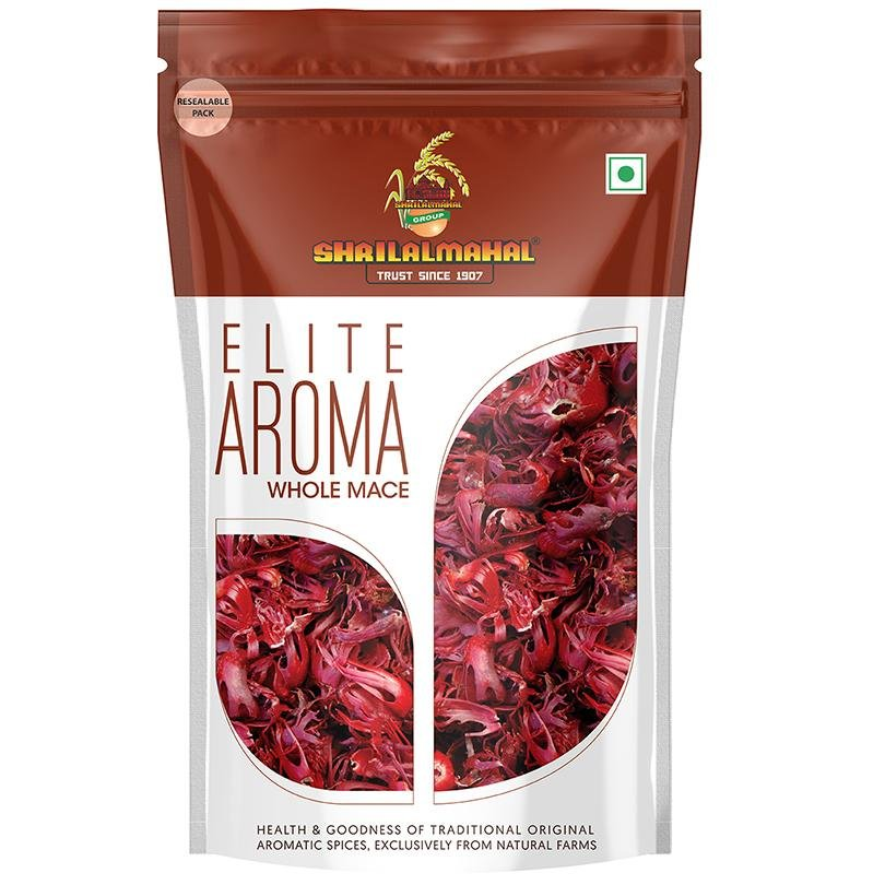 Elite Aroma, Nut Mace / Javitri (50g) SHRILALMAHAL GROUP
