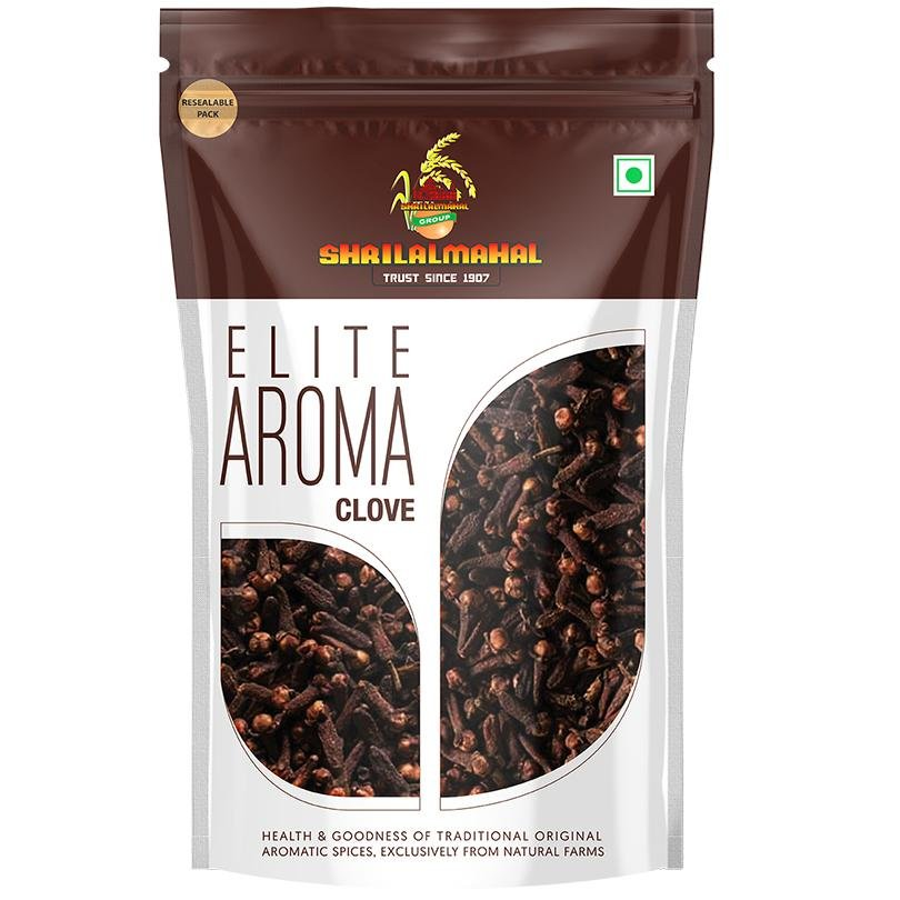 Elite Aroma, Whole Clove (200g) SHRILALMAHAL GROUP