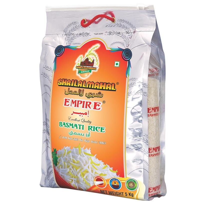 Empire Basmati Rice SHRILALMAHAL GROUP