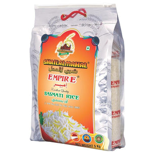 Load image into Gallery viewer, Empire Basmati Rice SHRILALMAHAL GROUP
