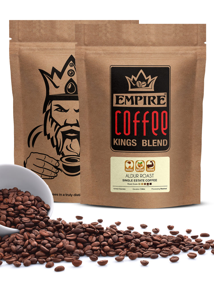 Empire Coffee: Kings Blend Whole Beans