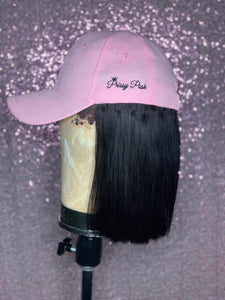 On The Go Hat Wig