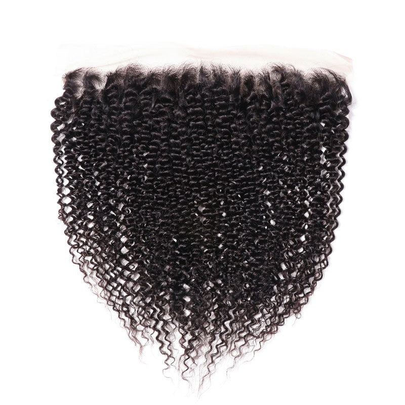 Transparent Oh So Curly Frontals 13x4