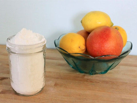Homemade Citrus Bathroom Scrub - Momma's Best Homemade, LLC