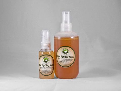 Organic Deet-Free Bug Spray - Safe for sensitive skin and infants - Momma's Best Homemade, LLC