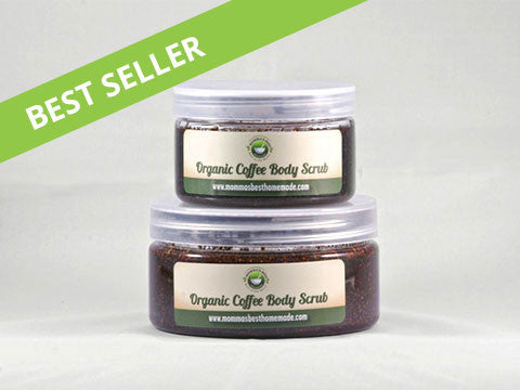 Organic Coffee Body Scrub – Dr. Oz Approved Method to Reduce Cellulite - Momma's Best Homemade, LLC