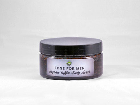 Men's Organic Coffee Body Scrub - Momma's Best Homemade, LLC