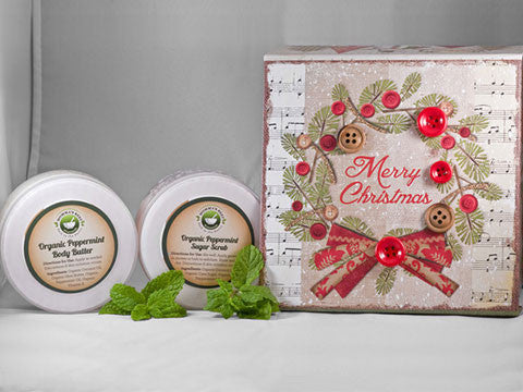 Perfectly Peppermint - Momma's Best Homemade, LLC