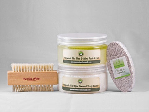 The Pedi Package - Momma's Best Homemade, LLC