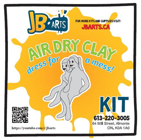 Air-dry Clay Kit