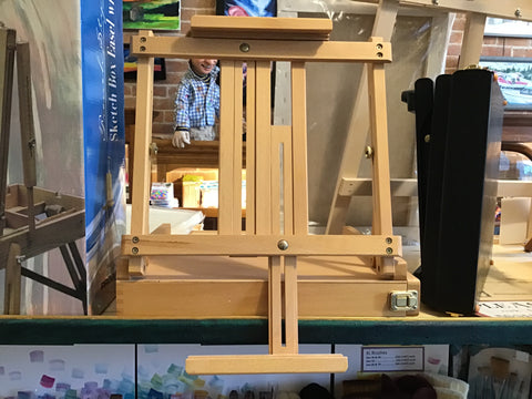 Sketch Box Easel