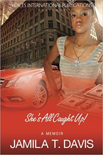 """She's All Caught Up!"" Paperback"