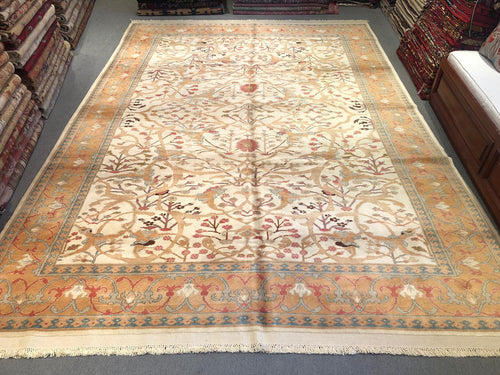 Hand-Knotted Wool Rugs - Cappadocia Arts