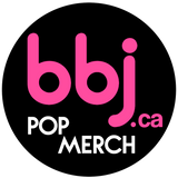 BBJ pop merch