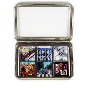 The Beatles Album Cover Magnets Box Set by BBJ