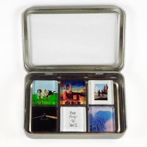 Pink Floyd Album Cover Magnets Box Set by BBJ