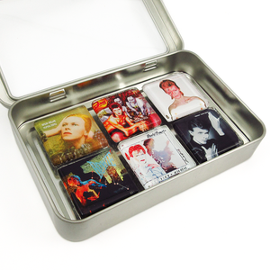David Bowie Album Cover Magnets Box Set by BBJ