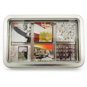 Led Zeppelin Album Cover Magnets Box Set by BBJ