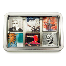 Load image into Gallery viewer, Madonna Album Cover Magnets Box Set by BBJ
