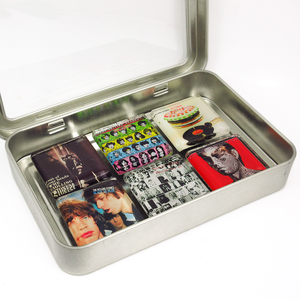The Rolling Stones Album Cover Magnets Box Set by BBJ