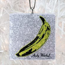 Load image into Gallery viewer, The Velvet Underground & Nico Album Cover Glass Ornament by BBJ