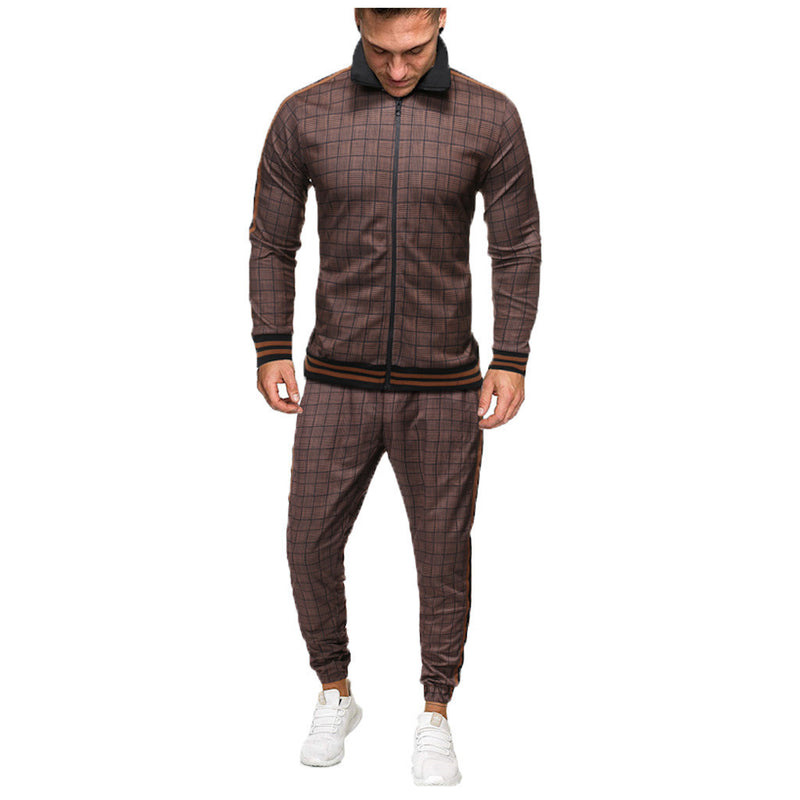 Casual Heren Trainingspak - Tweedelige set
