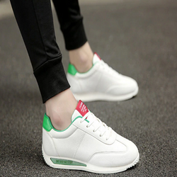 Heren Lederen Sneakers