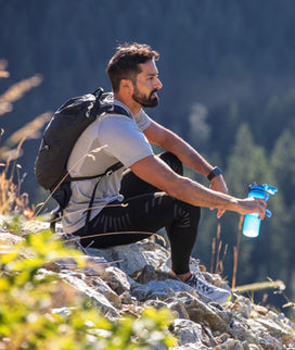 Stoko compression pants for hiking