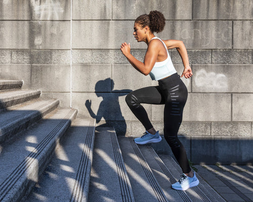Women compression gear for running
