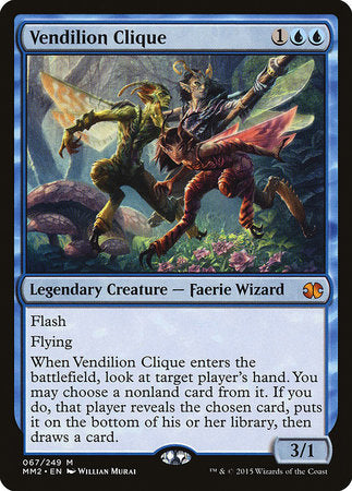 Vendilion Clique [Modern Masters 2015] | Power On Games