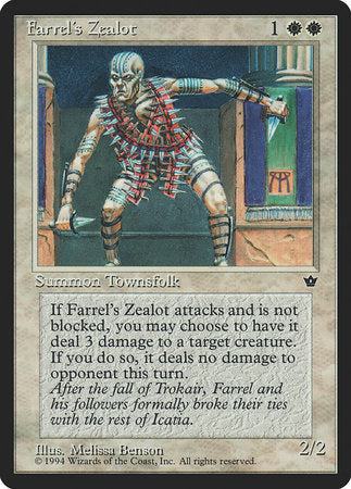 Farrel's Zealot [Fallen Empires] | Power On Games
