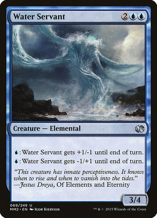 Water Servant [Modern Masters 2015] | Power On Games