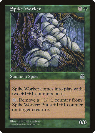 Spike Worker [Stronghold] | Power On Games