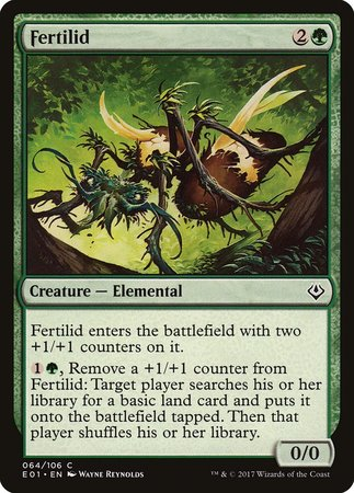 Fertilid [Archenemy: Nicol Bolas] | Power On Games
