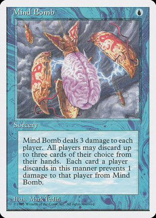 Mind Bomb [Fourth Edition] | Power On Games