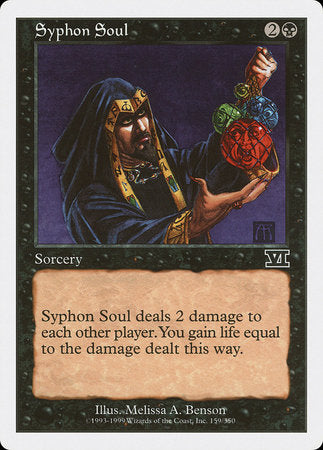 Syphon Soul [Classic Sixth Edition] | Power On Games