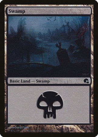 Swamp (29) [Premium Deck Series: Graveborn] | Power On Games