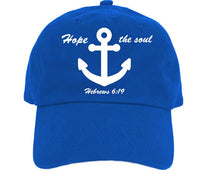Hebrews 6:19 Hat