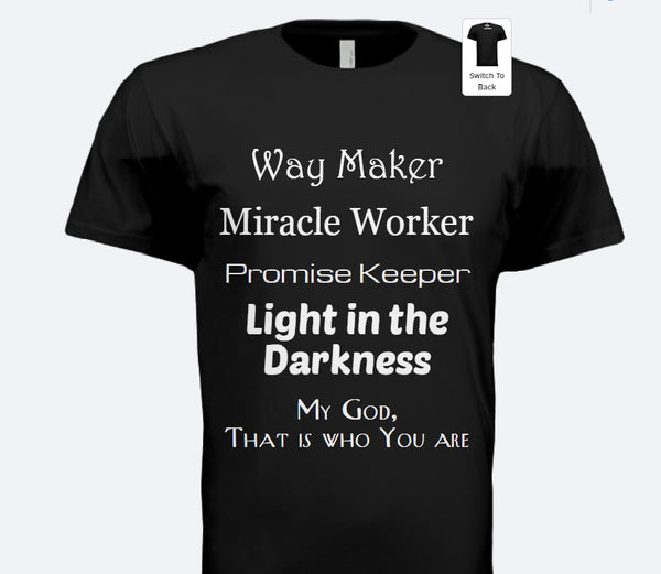 Way Maker T-Shirt