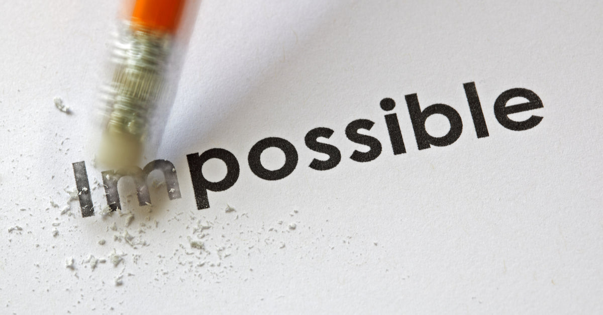 Impossible - Change with the right mindset