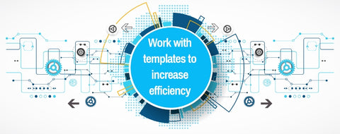 templates for higher efficiency