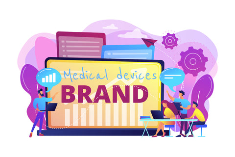 Build your medical devices brand