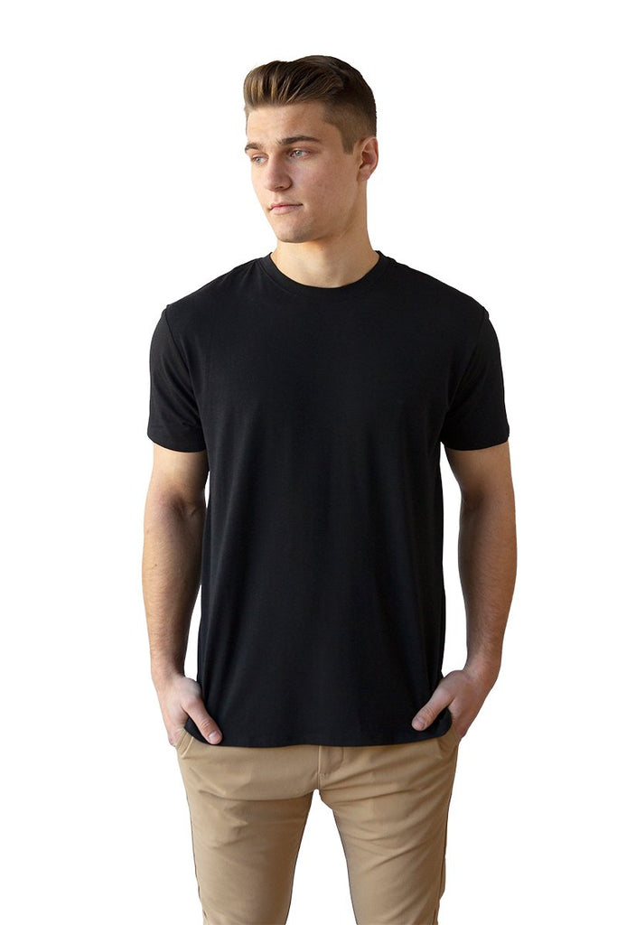 Bamboo Cotton T-Shirts for Men - BauBax