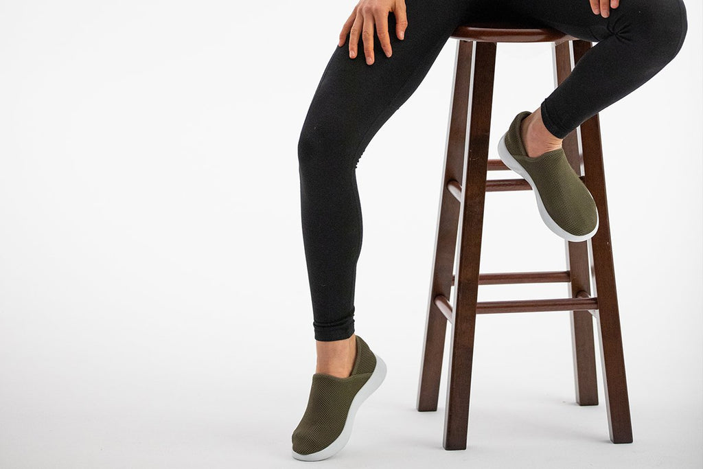 Women's Loafers with Arch Support in