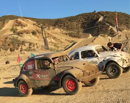 Blake Wilkey takes on the Freedom 200 Cup at Glen Helen Raceway