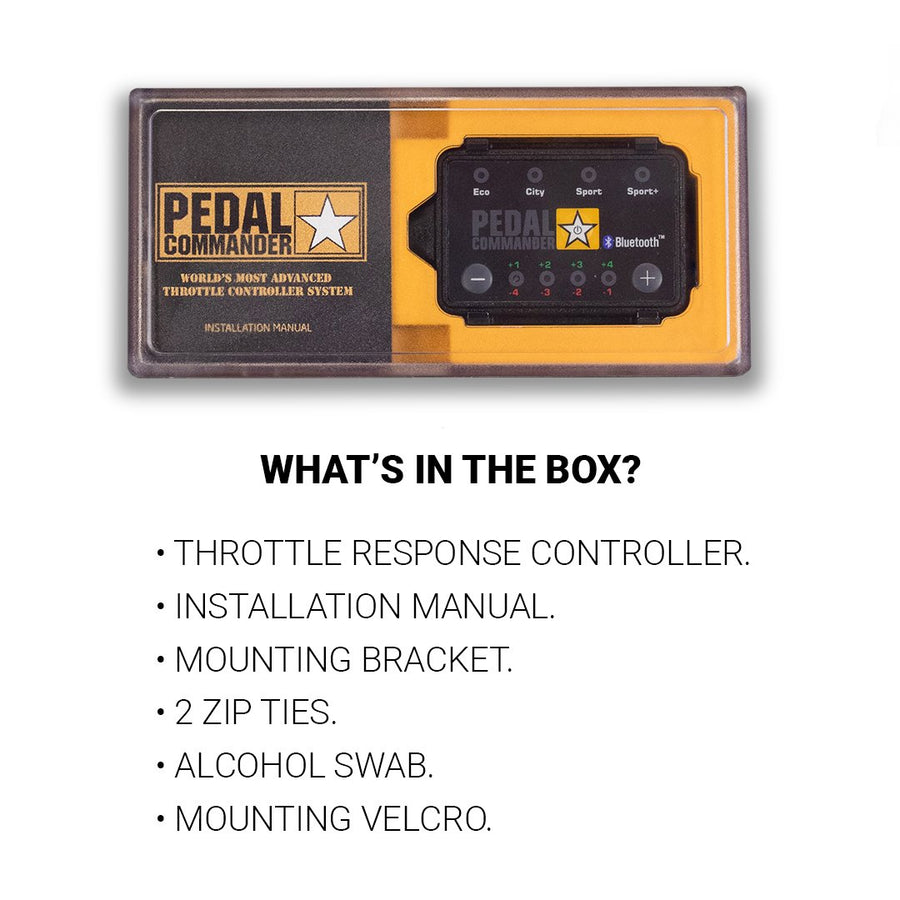 Pedal Commander PC16 Bluetooth - Pedal Commander