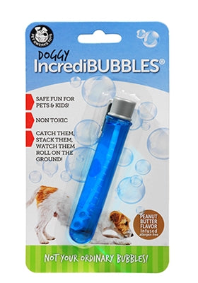 IncrediBubbles Peanut Butter for Dogs