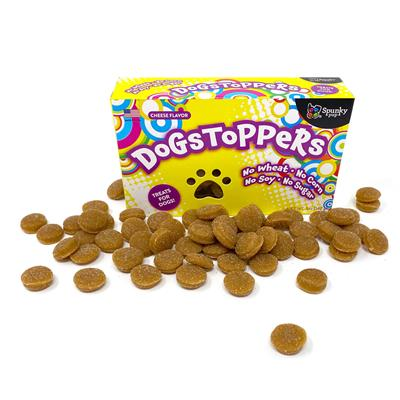 Dogstoppers Cheese Flavor Treats
